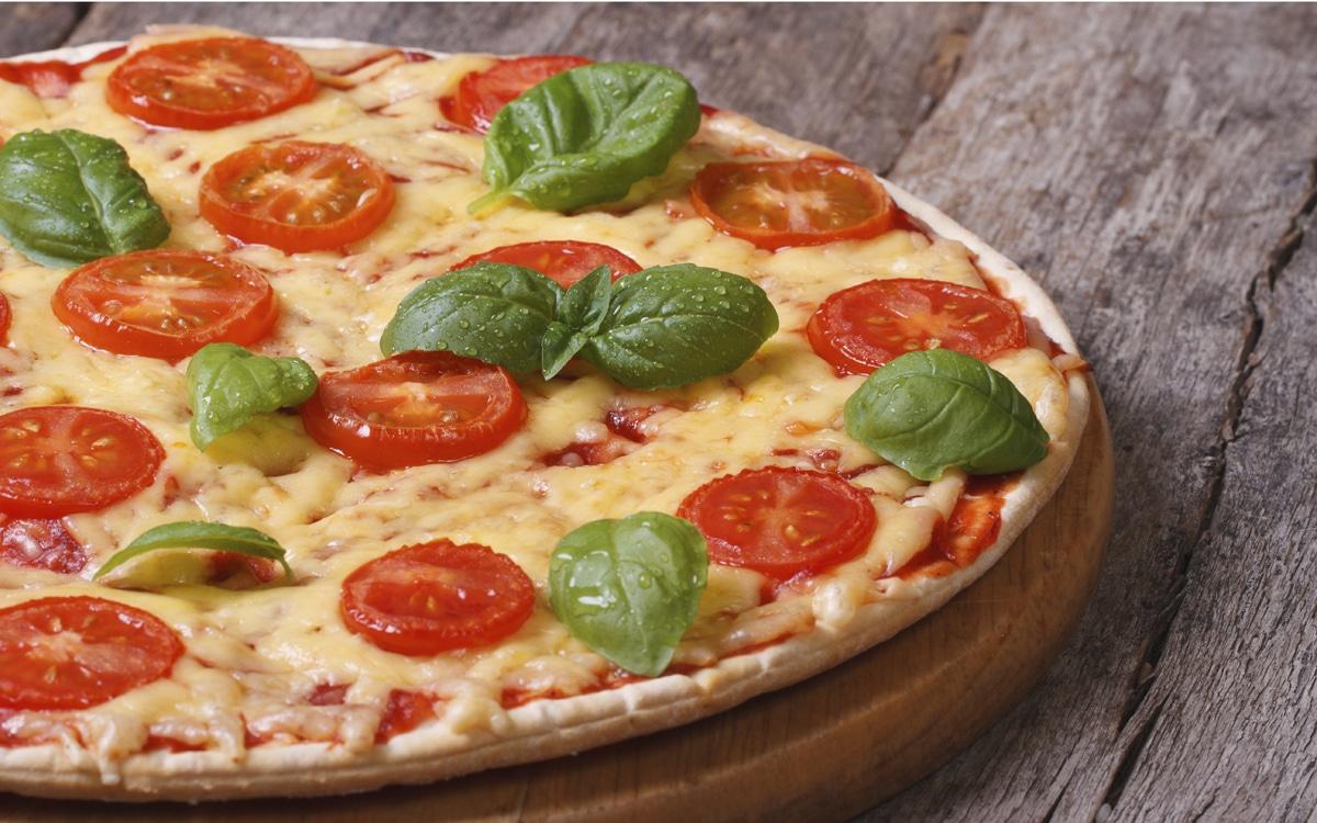 historia de la pizza