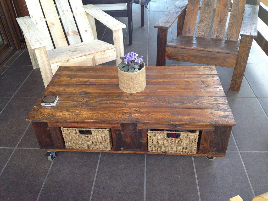 Cómo hacer muebles de madera