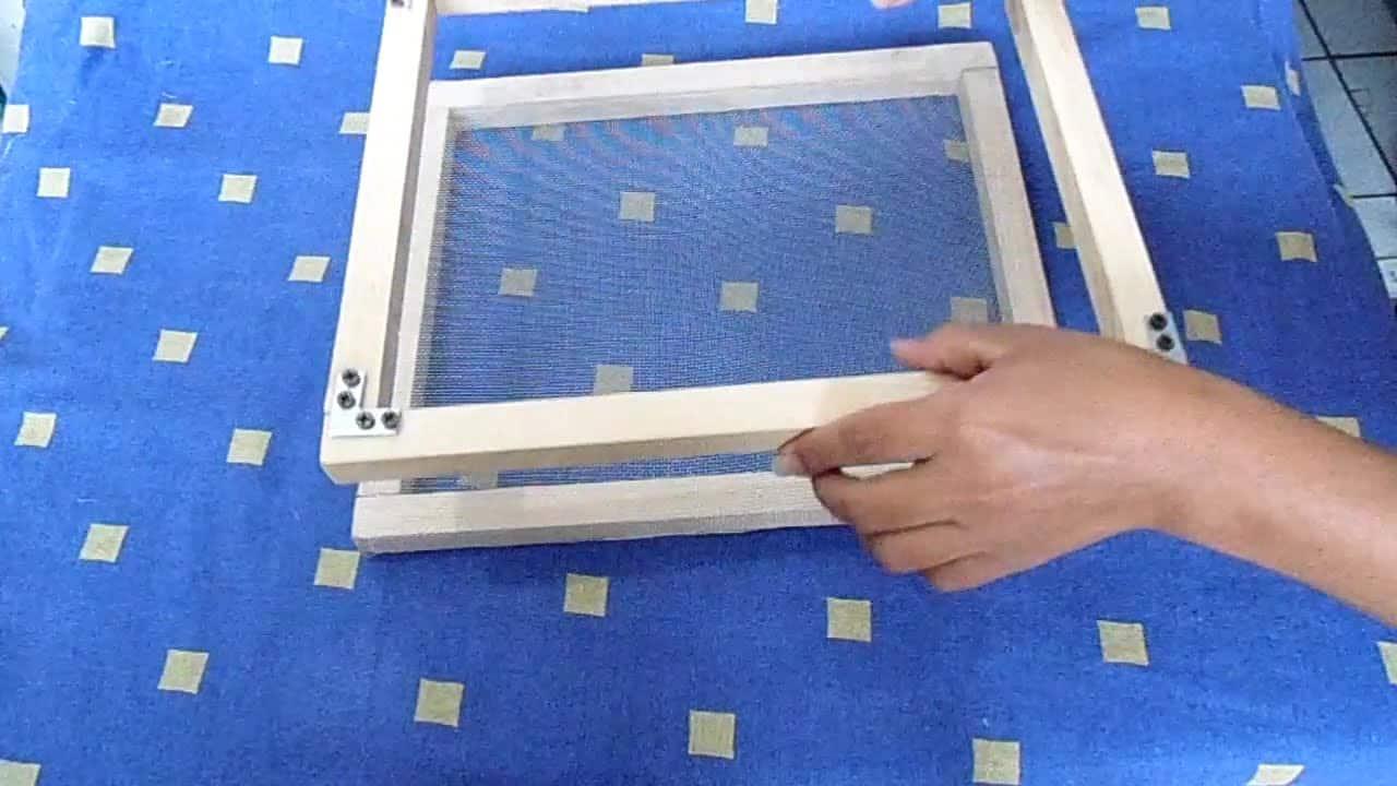 cómo hacer papel reciclado
