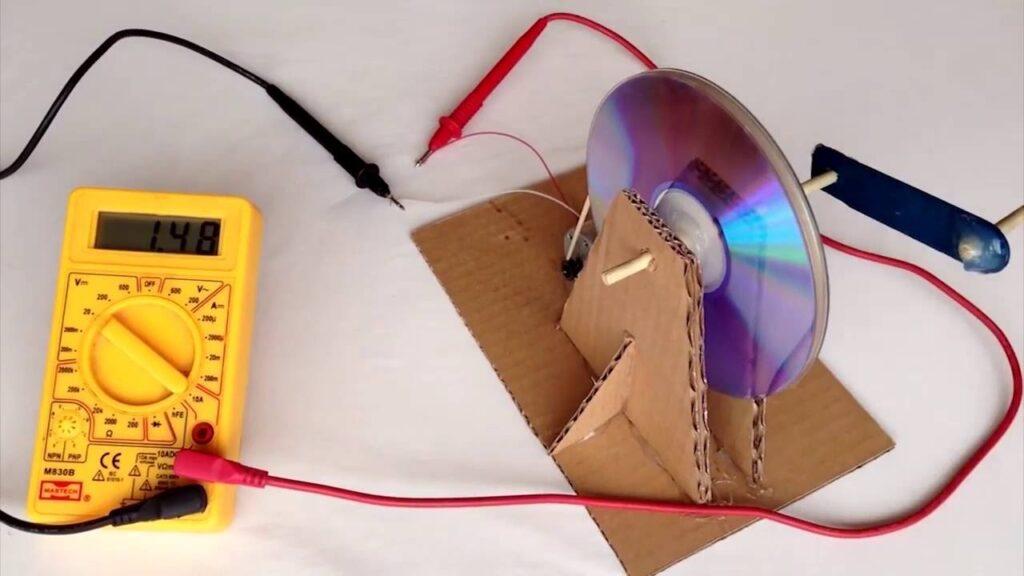 Cómo hacer un generador eléctrico casero