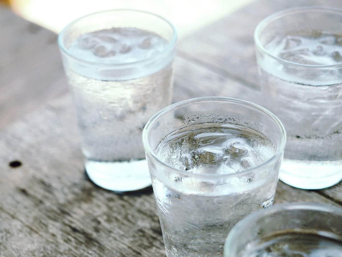 condensación del agua