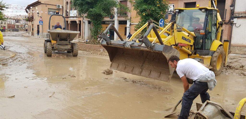 Consecuencias de las inundaciones