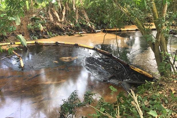 Problemas ambientales en Colombia