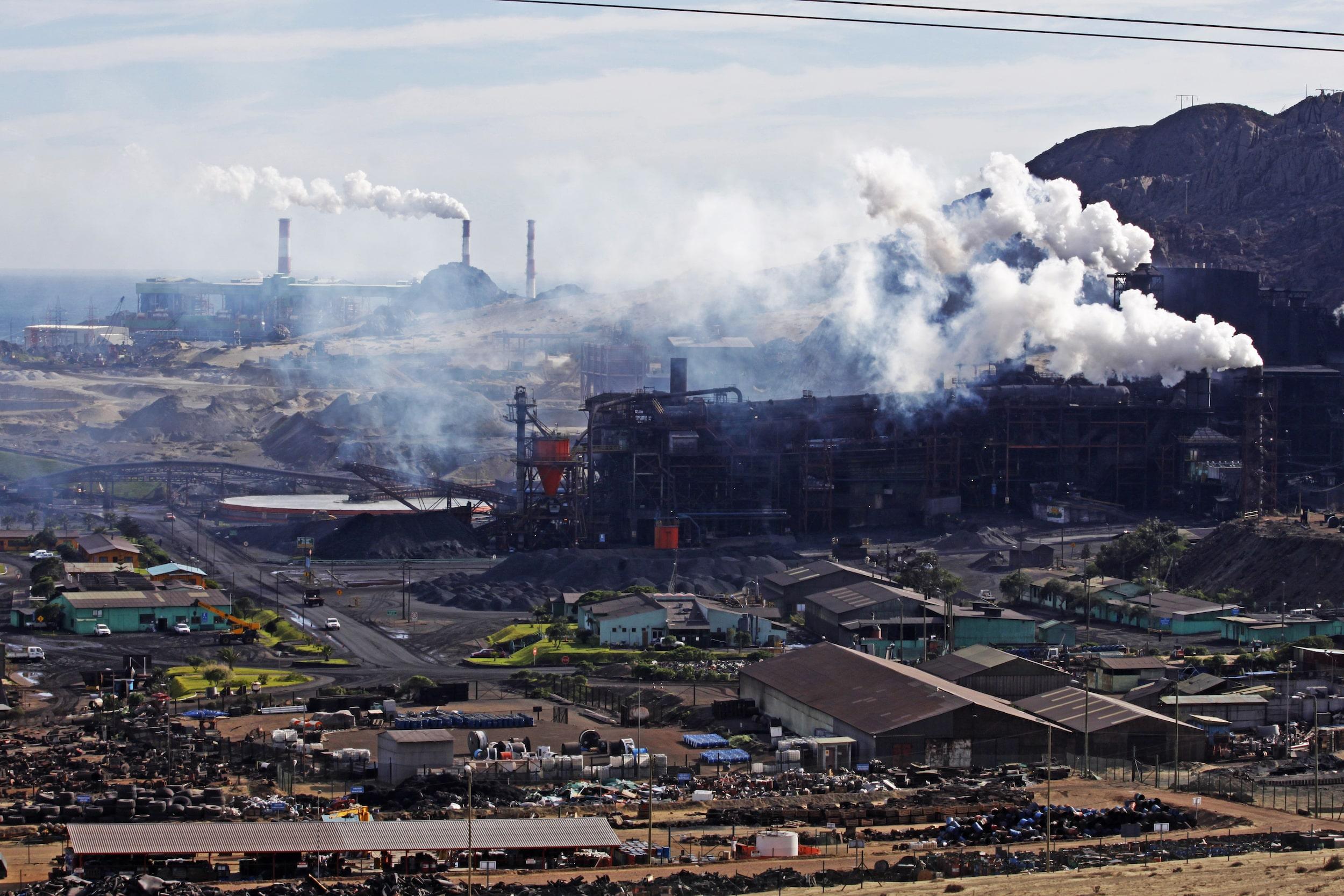 Problemas ambientales en América